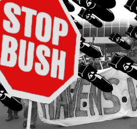 Stop Bush!